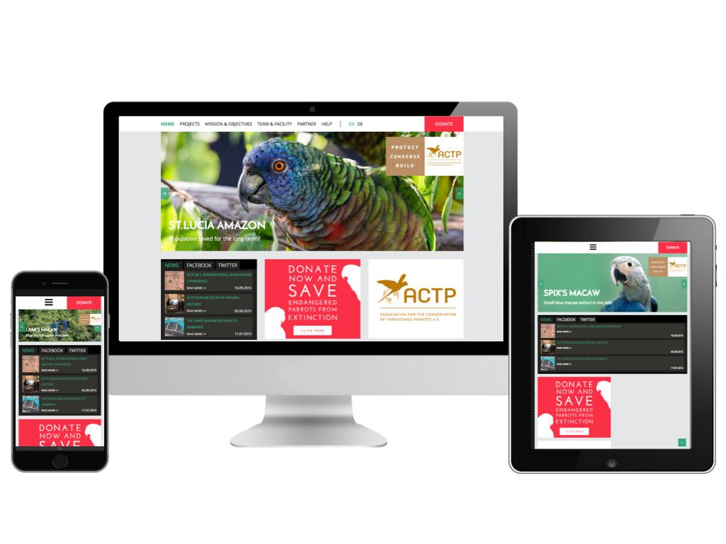 ACTP Parrots e.V.